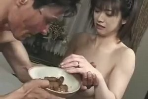 Japanese scat. Shit eating madness