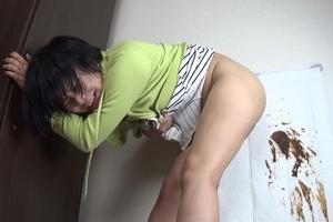 Enemas shit and piss porn