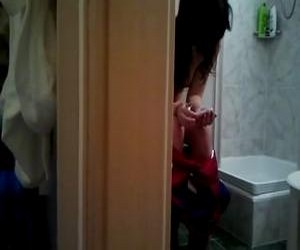 Private video with pooping girl